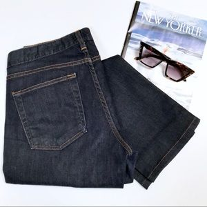 J. Crew Matchstick Jeans in Classic Rinse